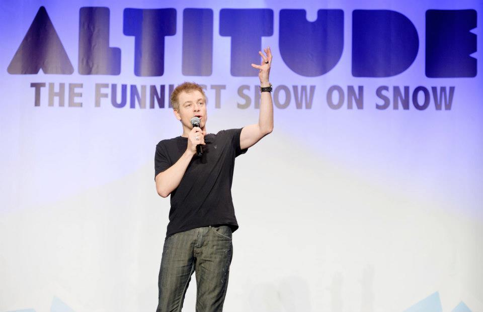 Altitude Comedy Festival 2013